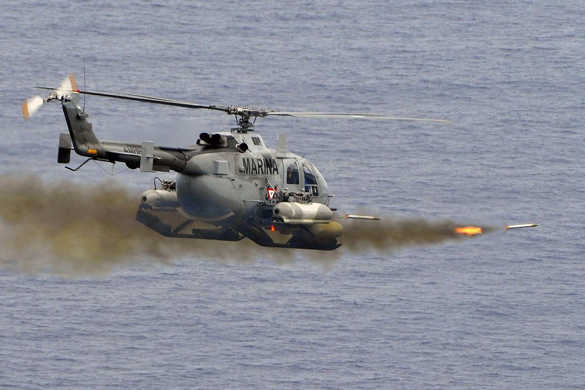 Norveç Polis Helikopterleri Silahlanıyor