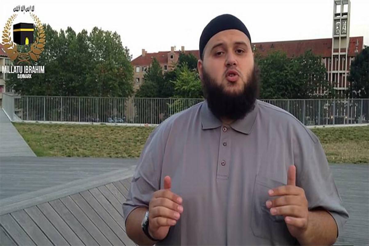 Terör örgütü İŞİD Danimarka'da yapılandı