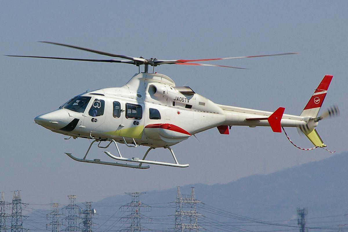 Danimarka'da helikopter kazası: 3 ölü