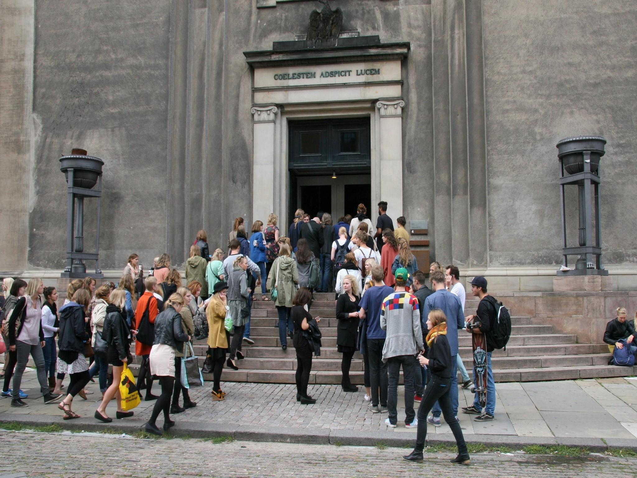 Avrupan'ın iyi üniversiteleri arasında 3 okul Danimarka'dan
