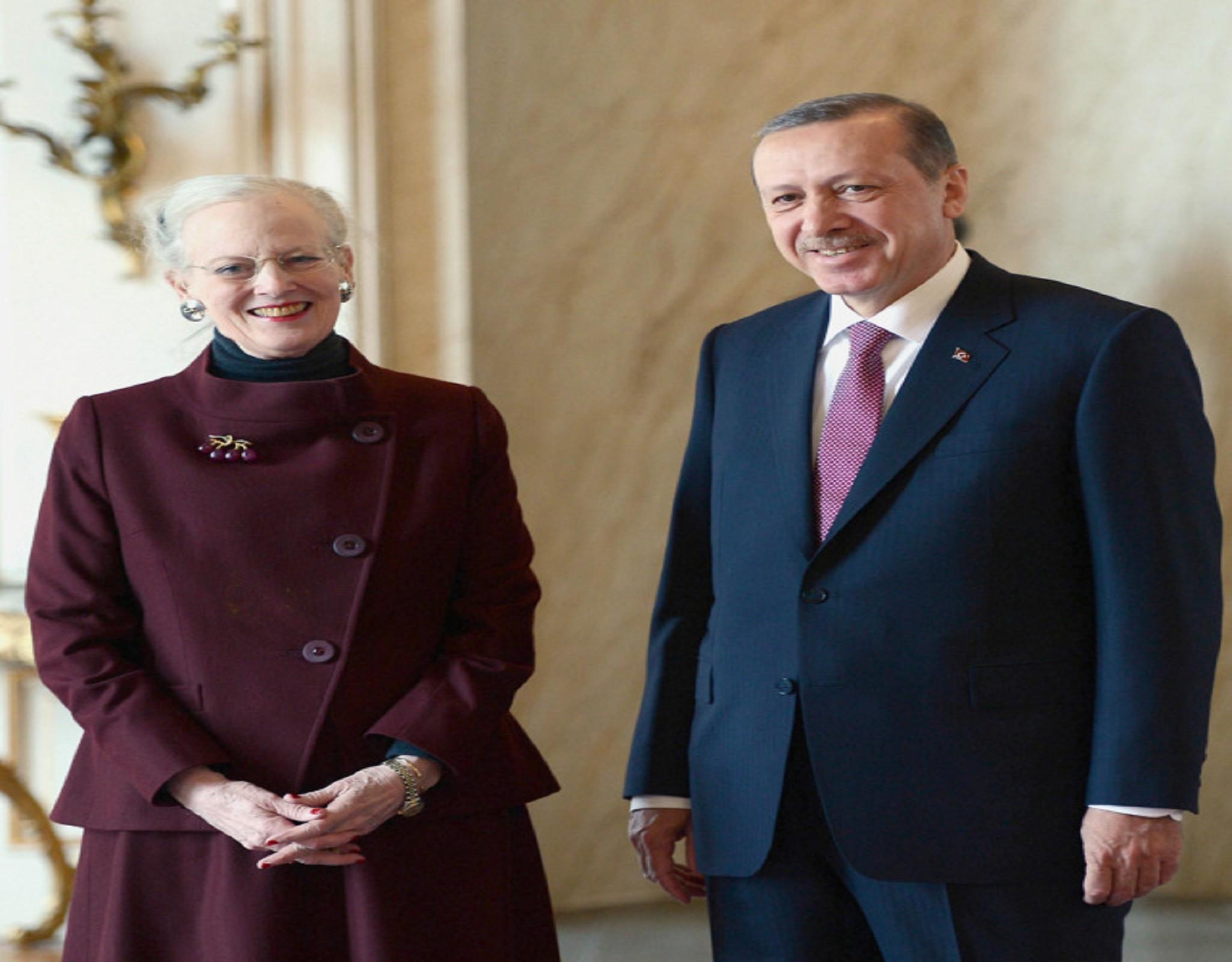 Danimarka Kraliçesi II. Margrethe Türkiye'yi ziyaret edecek