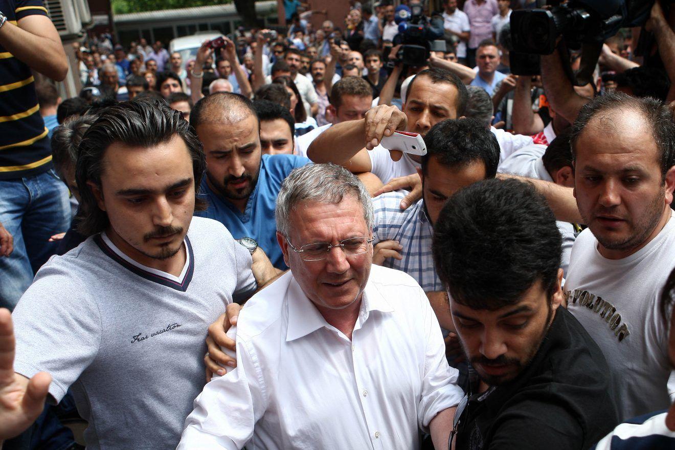 Fenerbahçe Nasıl Ele Geçirilmeye Çalışıldı?