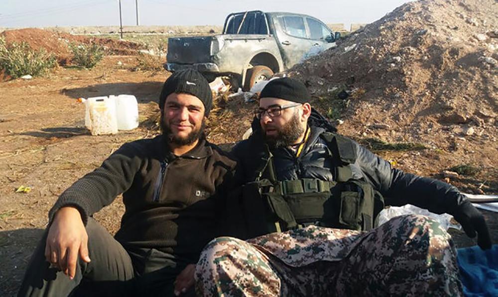 Danimarka ve İsveç vatandaşı 2 IŞİD üyesi tutuklandı
